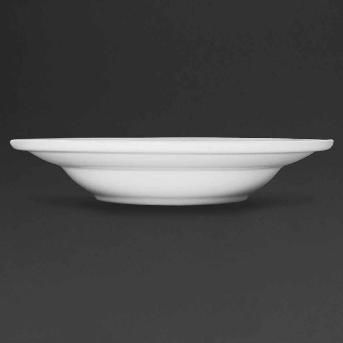 Rimmed Soup + Paste Bowl