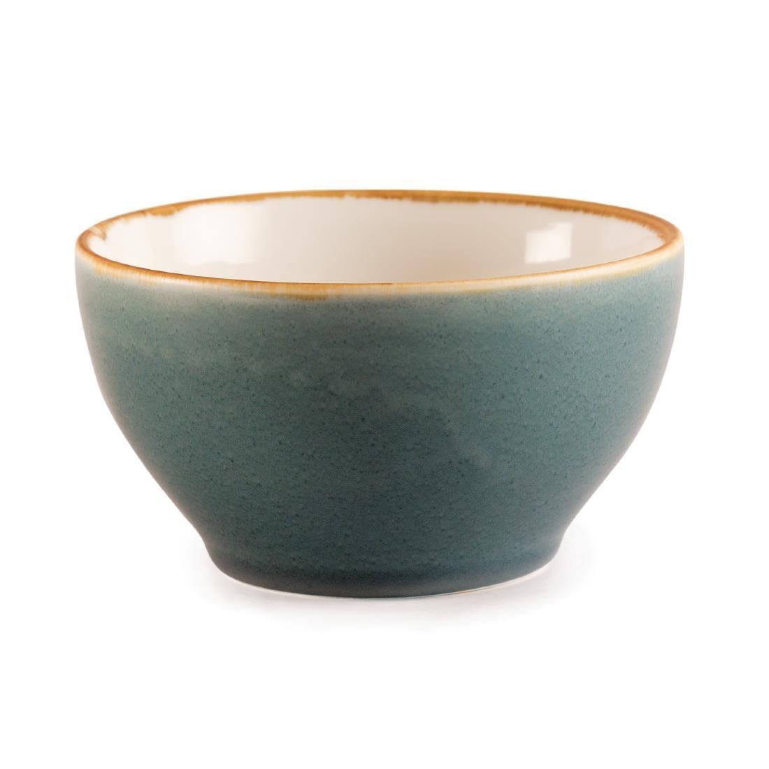 Round Bowl - Ocean