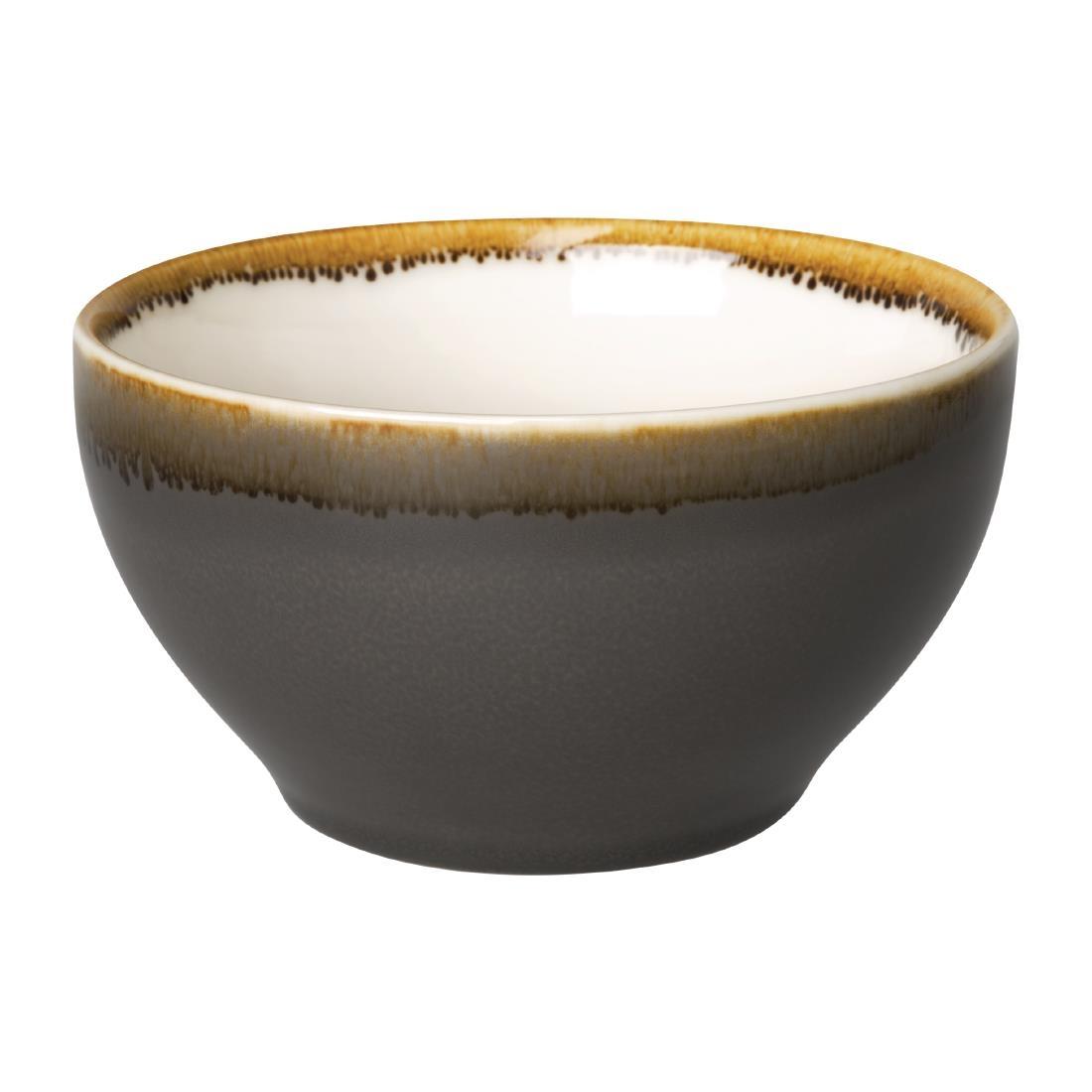 Round Bowl - Smoke