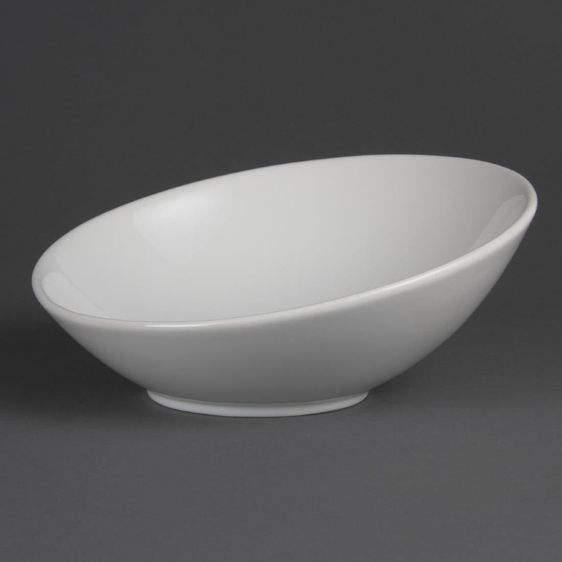 Round Sloping Bowl