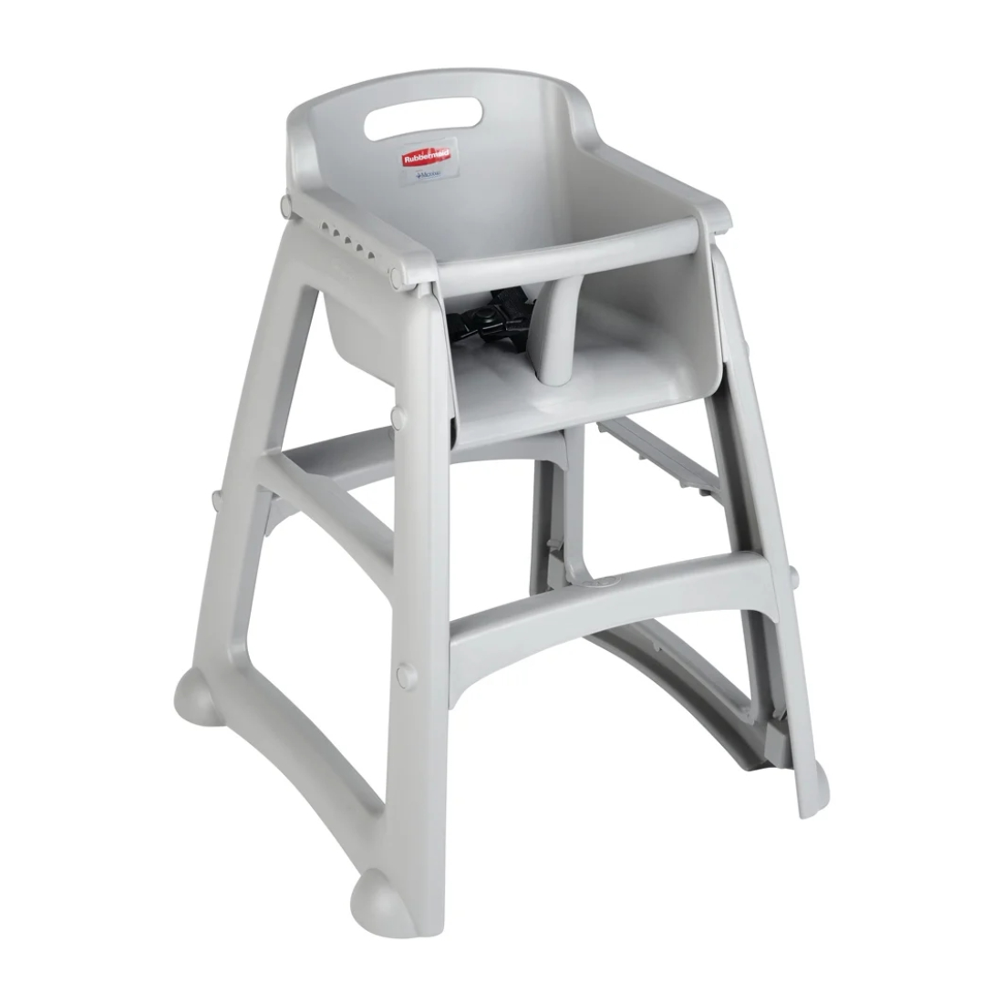 Rubbermaid High Chair - Platinum