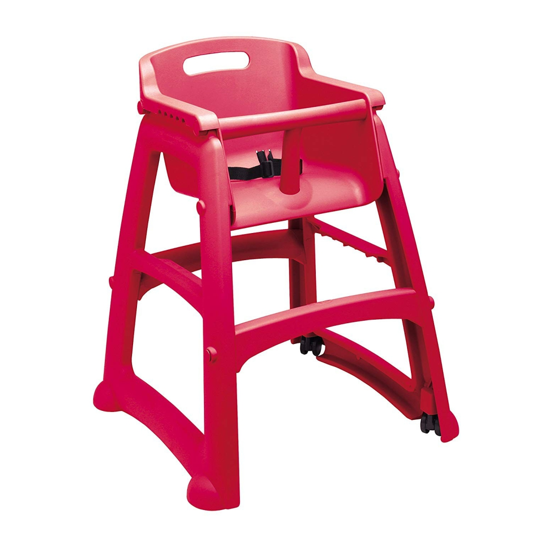 Rubbermaid High Chair - Red