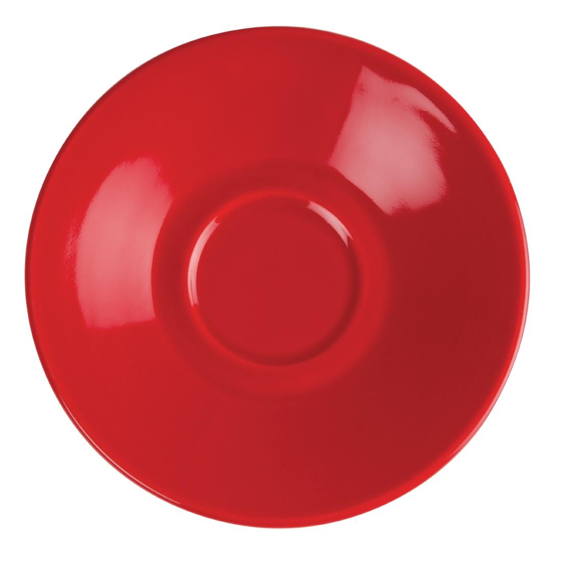 Saucer - Red