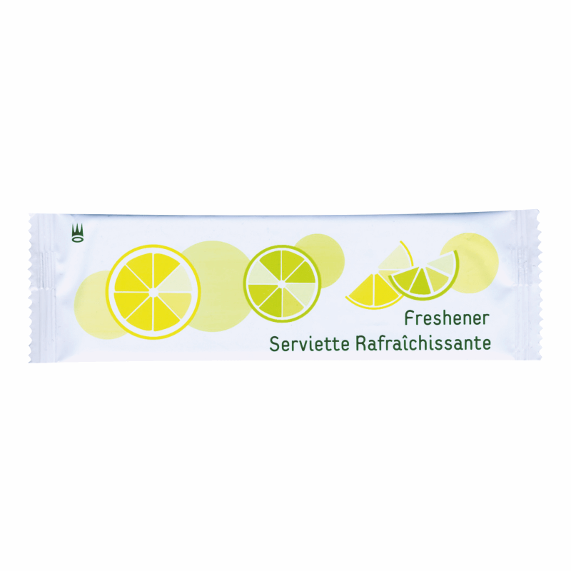 Scented Refresher Wipes
