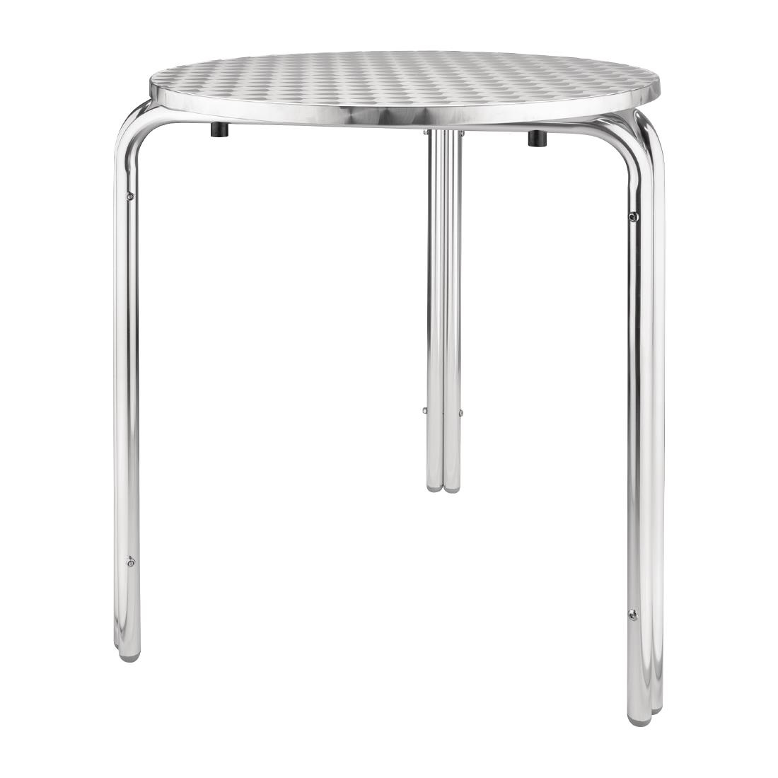 Stacking Bistro Table U43 - Round