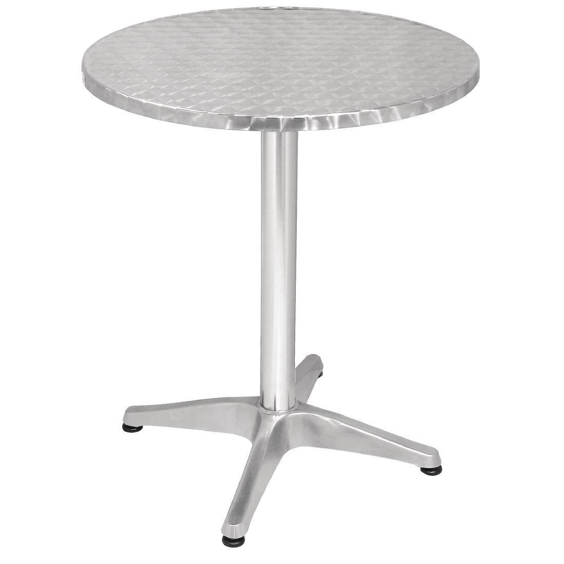 Stainless Steel Round Table U42