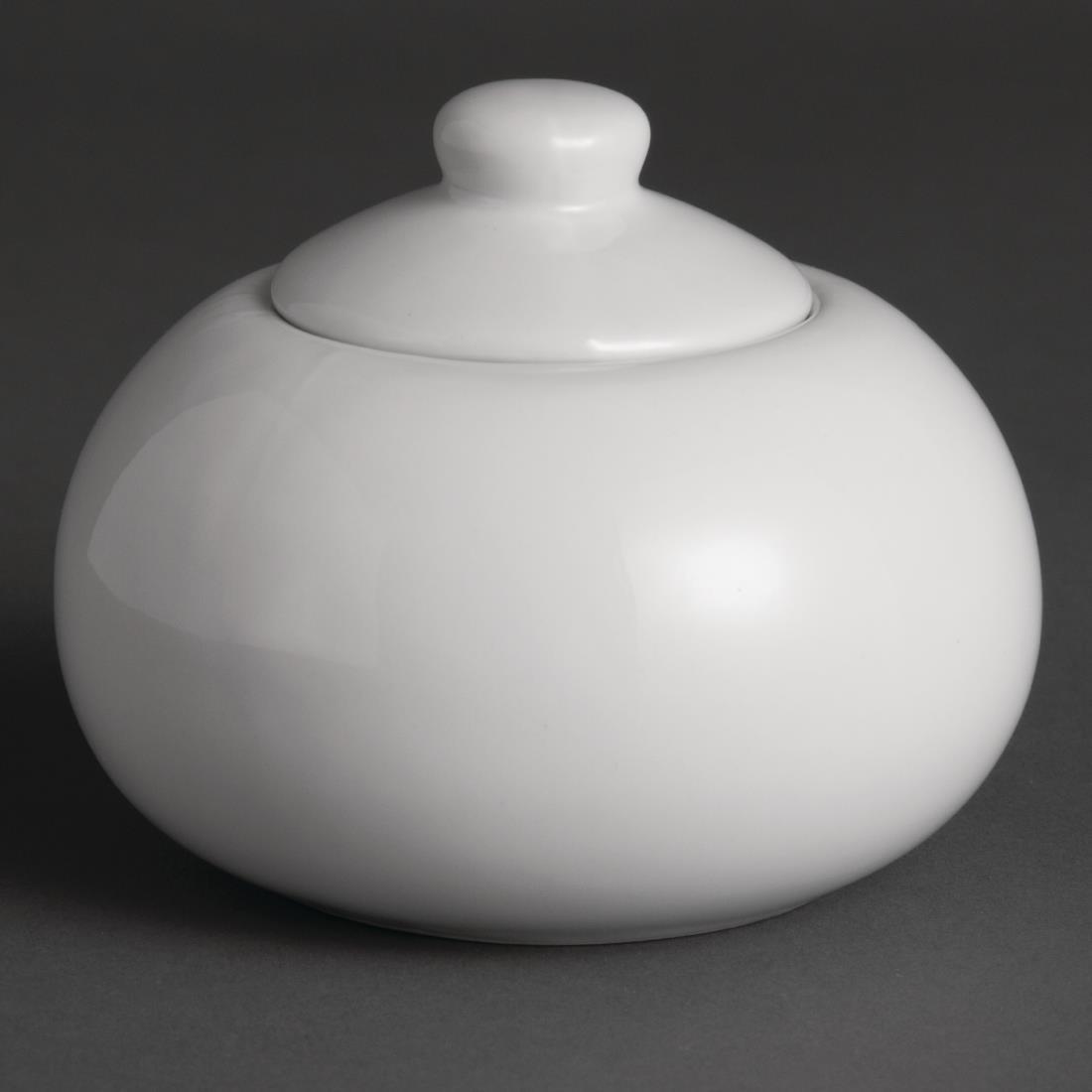 Sugar Bowl + Lid