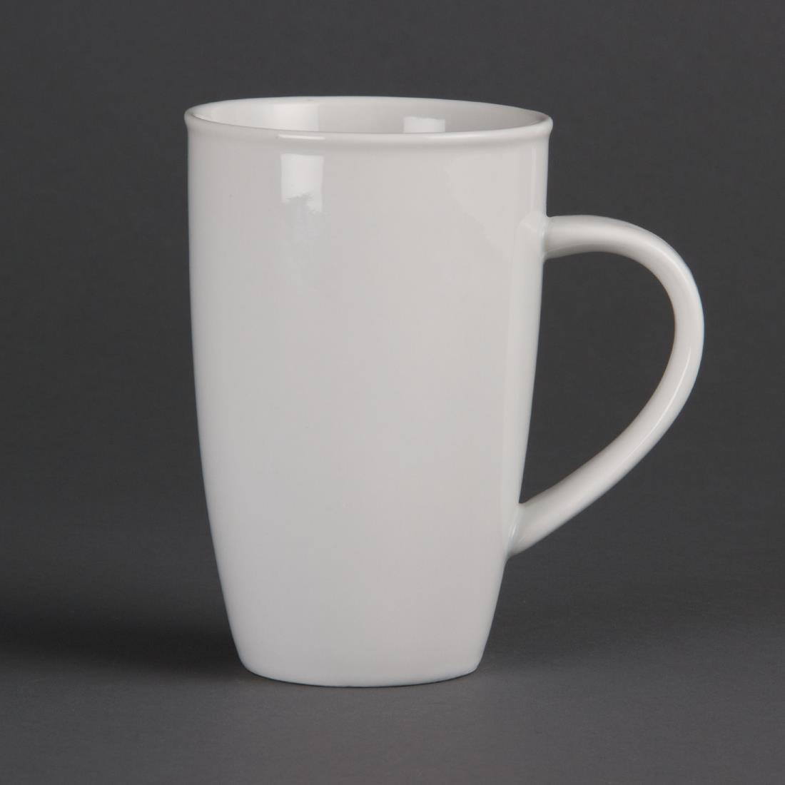 Tapered Latte Mug