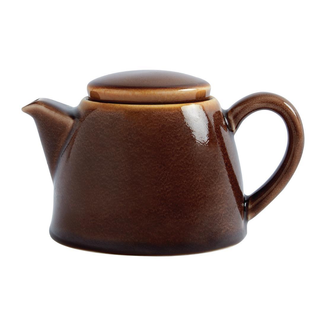 Teapot - Bark