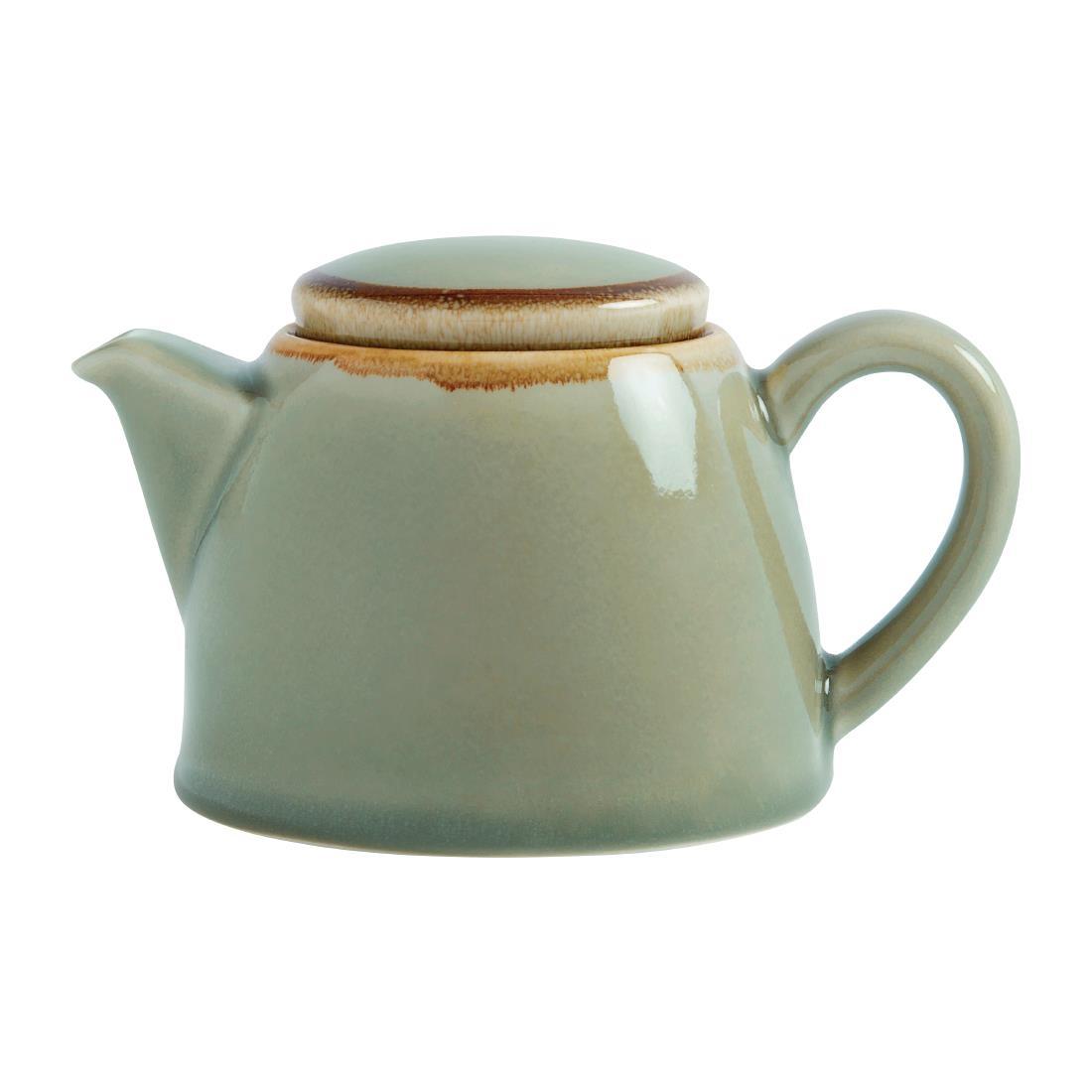 Teapot - Moss