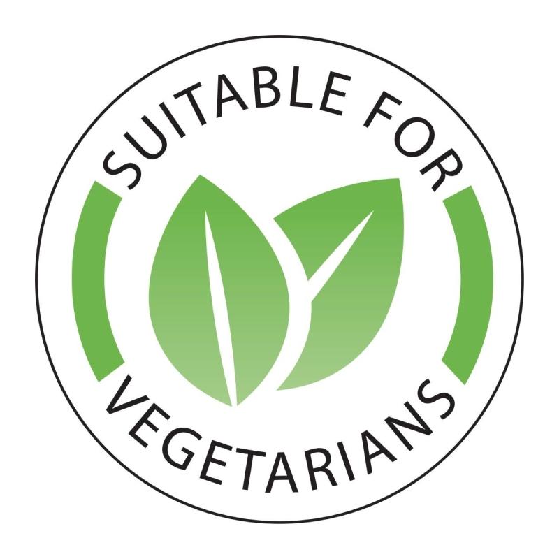 Vegetarial Label