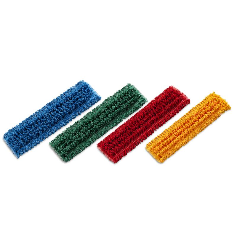 Velcro Microfibre Mop Head