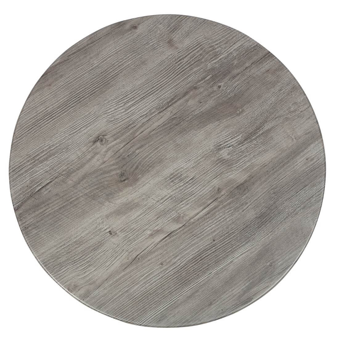 Werzalit Round - Grey