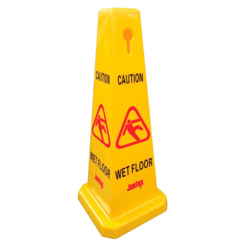 Wet Floor Safety Cone