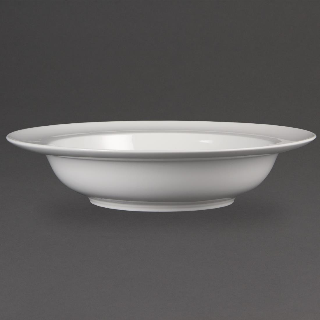 Wide Rim Soup Bowl