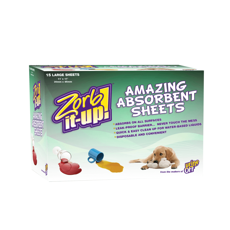 Zorb It Up Sheets