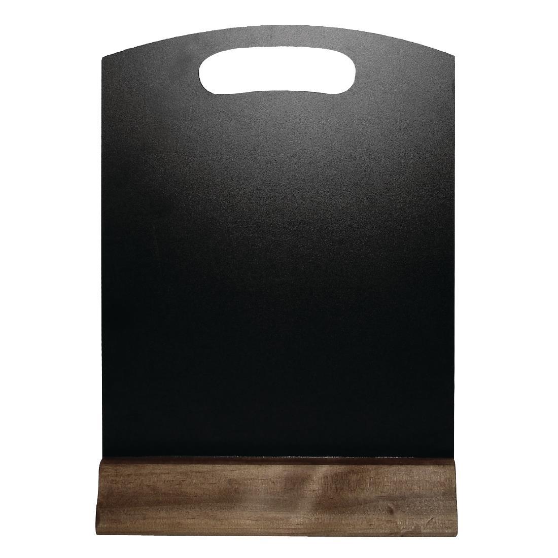 Olympia Freestanding Table Top Blackboard