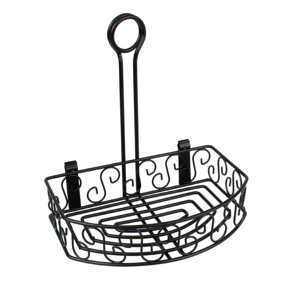 Olympia Wire Condiment Holder With Menu Clip