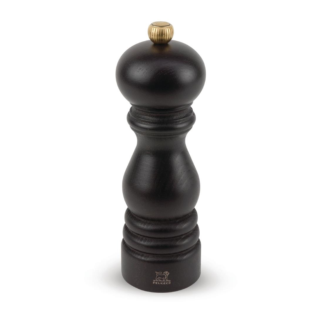 Peugeot Dark Wood Salt / Pepper Mill 7in