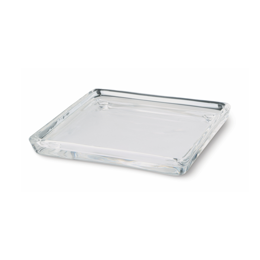 Glass Plate Holder Square