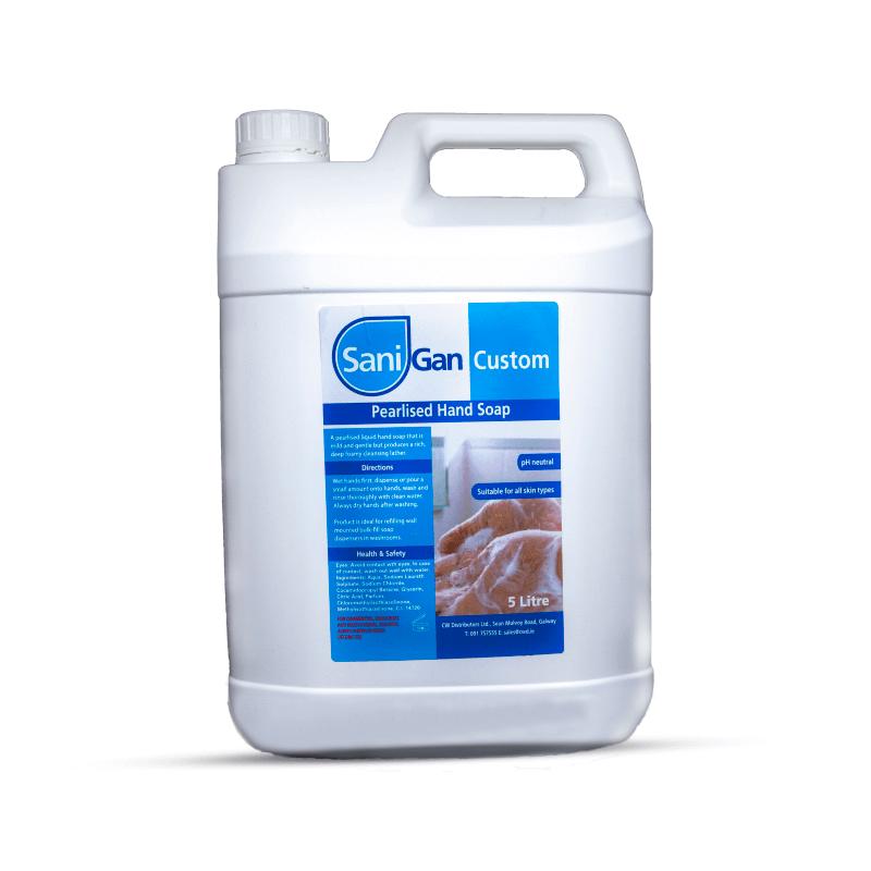 Custom Liquid Soap