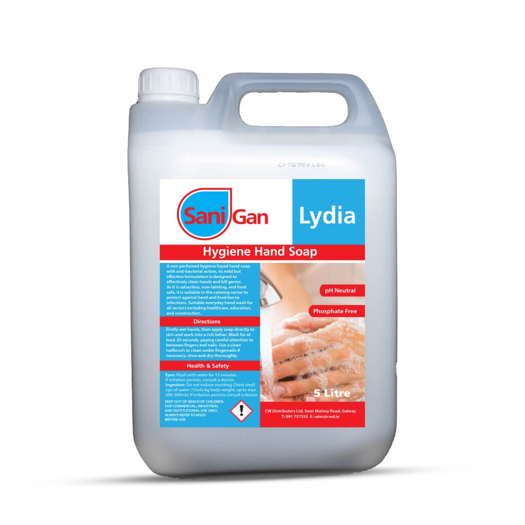 Lydia Hygiene Liquid Soap
